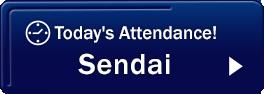 sendai attendance