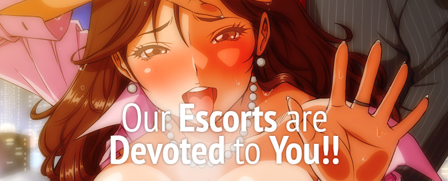 our escort girls are dedicated to you!!